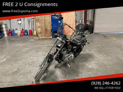 1994 Harley-Davidson Sportster for sale at FREE 2 U Consignments in Yuma AZ