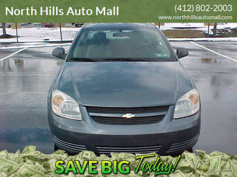 2006 Chevrolet Cobalt for sale at North Hills Auto Mall in Pittsburgh PA