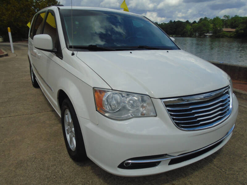 2013 Chrysler Town and Country for sale at Lake Carroll Auto Sales in Carrollton GA