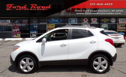 2016 Buick Encore for sale at Ford Road Motor Sales in Dearborn MI