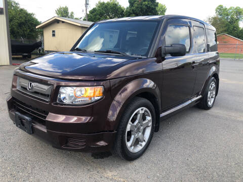 2008 Honda Element for sale at Elders Auto Sales in Pine Bluff AR