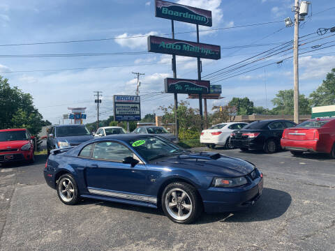 2003 Ford Mustang for sale at Boardman Auto Mall in Boardman OH