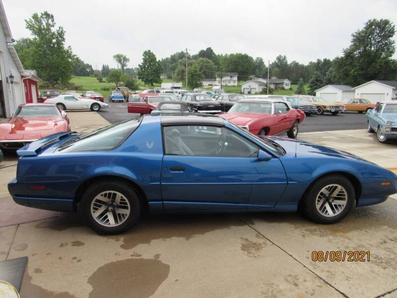 1991 Pontiac Firebird for sale at Whitmore Motors in Ashland OH