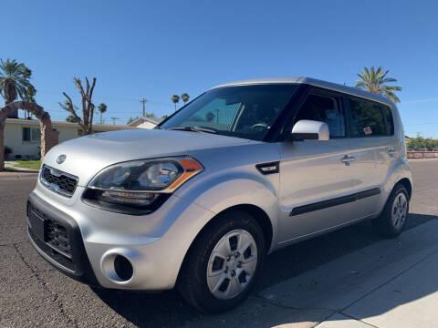 2012 Kia Soul for sale at Hyatt Car Company in Phoenix AZ