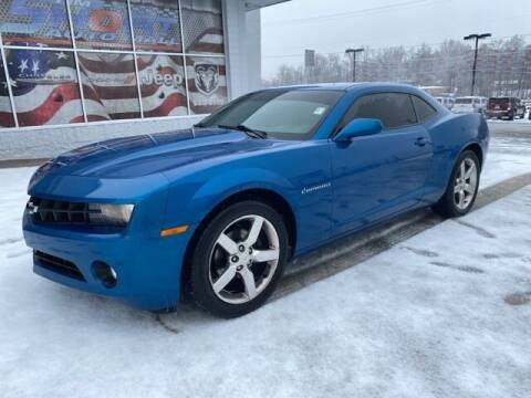 2010 Chevrolet Camaro for sale at Tim Short Auto Mall in Corbin KY