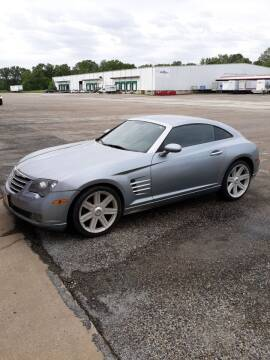 2004 Chrysler Crossfire for sale at Heartland Classic Cars in Effingham IL