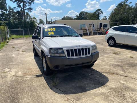 2004 Jeep Grand Cherokee for sale at Port City Auto Sales in Baton Rouge LA