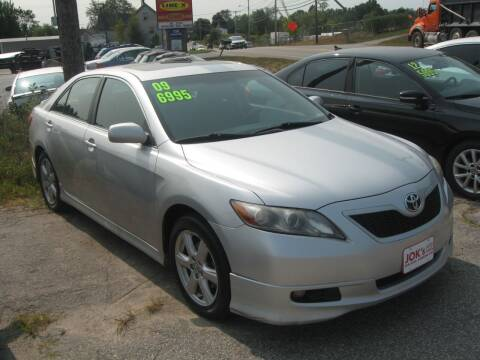 2009 Toyota Camry for sale at Joks Auto Sales & SVC INC in Hudson NH