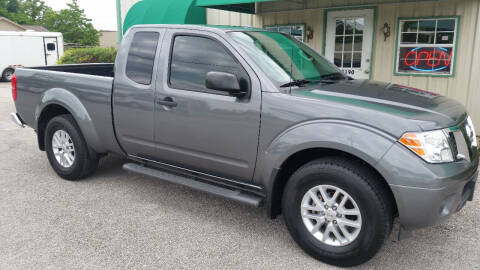 2017 Nissan Frontier for sale at Haigler Motors Inc in Tyler TX