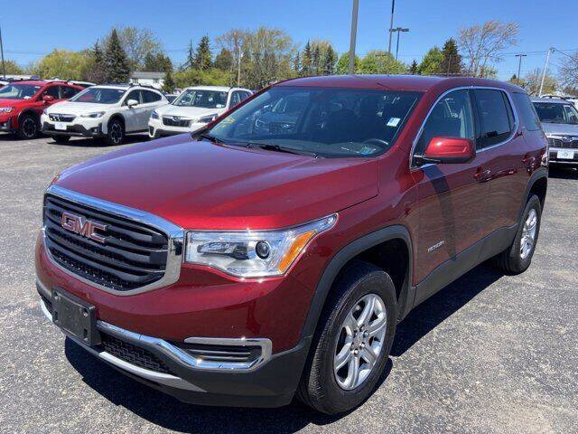 2018 GMC Acadia for sale in Brockport, NY