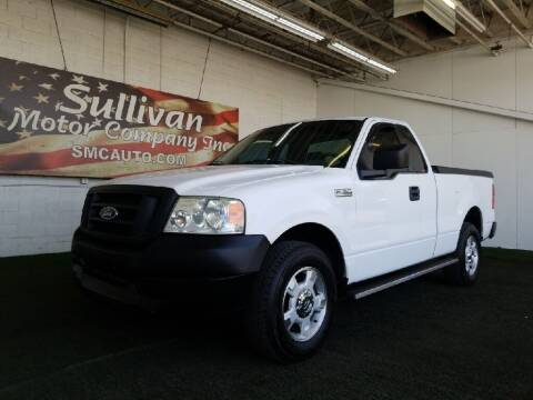 2005 Ford F-150 for sale at SULLIVAN MOTOR COMPANY INC. in Mesa AZ