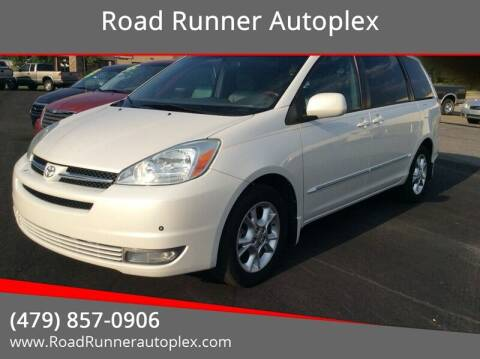 2005 Toyota Sienna for sale at Road Runner Autoplex in Russellville AR