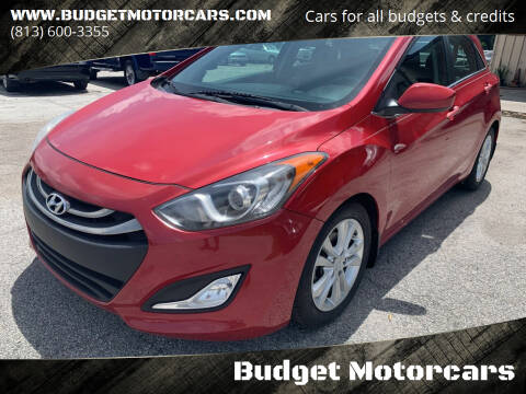 2014 Hyundai Elantra GT for sale at Budget Motorcars in Tampa FL