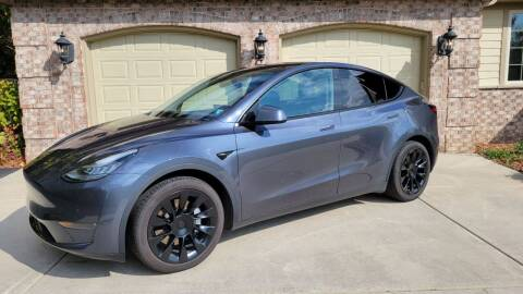 2020 Tesla ModelY for sale at 920 Automotive in Watertown WI