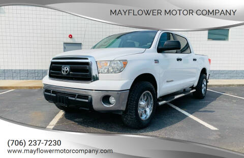 2012 Toyota Tundra for sale at Mayflower Motor Company in Rome GA