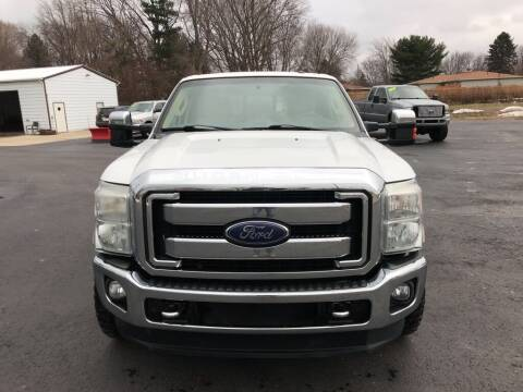 2014 Ford F-250 Super Duty for sale at EXPO AUTO GROUP in Perry OH