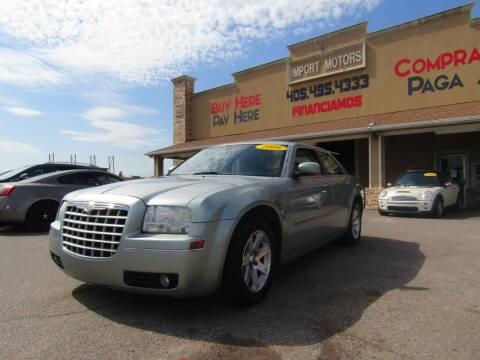 2006 Chrysler 300 for sale at Import Motors in Bethany OK