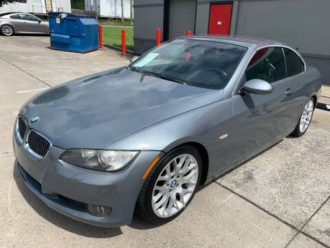 2007 BMW 3 Series for sale at Diana Rico LLC in Dalton GA