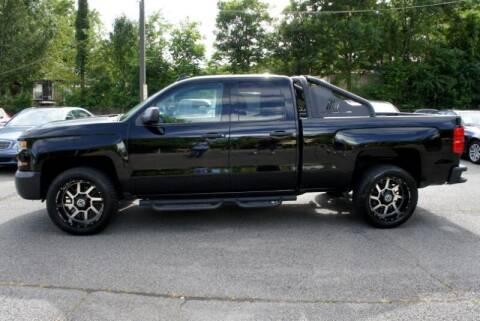 2017 Chevrolet Silverado 1500 for sale at CU Carfinders in Norcross GA