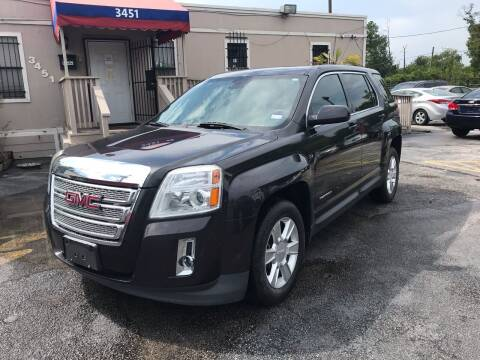 2013 GMC Terrain for sale at Saipan Auto Sales in Houston TX