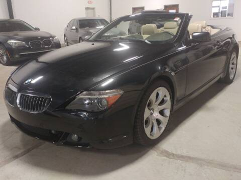 2007 BMW 6 Series for sale at MULTI GROUP AUTOMOTIVE in Doraville GA