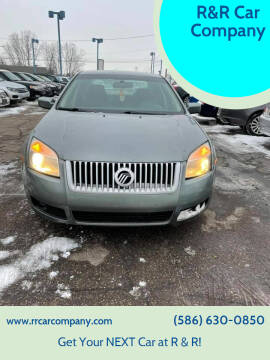 2006 Mercury Milan for sale at R&R Car Company in Mount Clemens MI