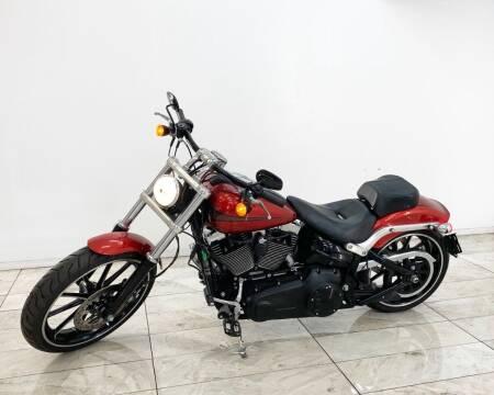 2013 Harley-Davidson FXSB BREAKOUT for sale at Elegant Auto Sales in Rancho Cordova CA