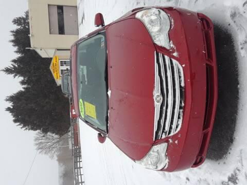 2010 Chrysler Sebring for sale at Dun Rite Car Sales in Downingtown PA