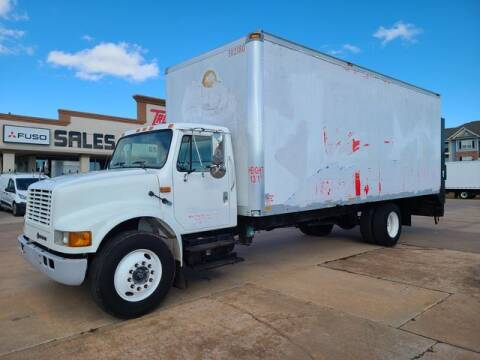 2000 International 4700 for sale at TRUCK N TRAILER in Oklahoma City OK
