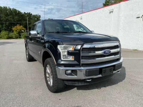 2015 Ford F-150 for sale at LUXURY AUTO MALL in Tampa FL