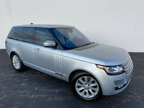 2017 Land Rover Range Rover for sale at Westport Auto in Saint Louis MO