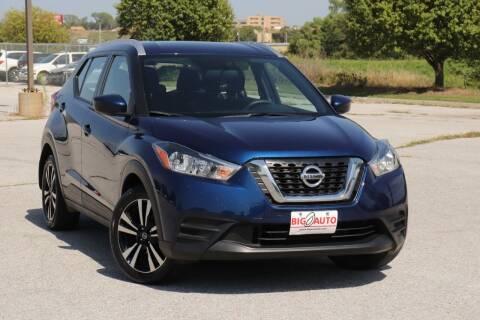 2018 Nissan Kicks for sale at Big O Auto LLC in Omaha NE