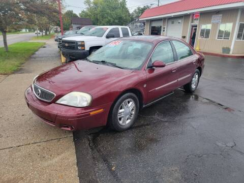 2005 Mercury Sable for sale at THE PATRIOT AUTO GROUP LLC in Elkhart IN