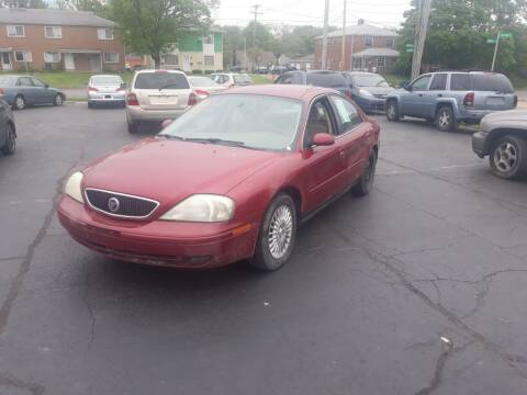 2003 Mercury Sable for sale at Flag Motors in Columbus OH