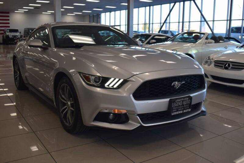 2015 Ford Mustang for sale at Legend Auto in Sacramento CA