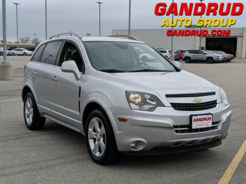 2015 Chevrolet Captiva Sport for sale at Gandrud Dodge in Green Bay WI