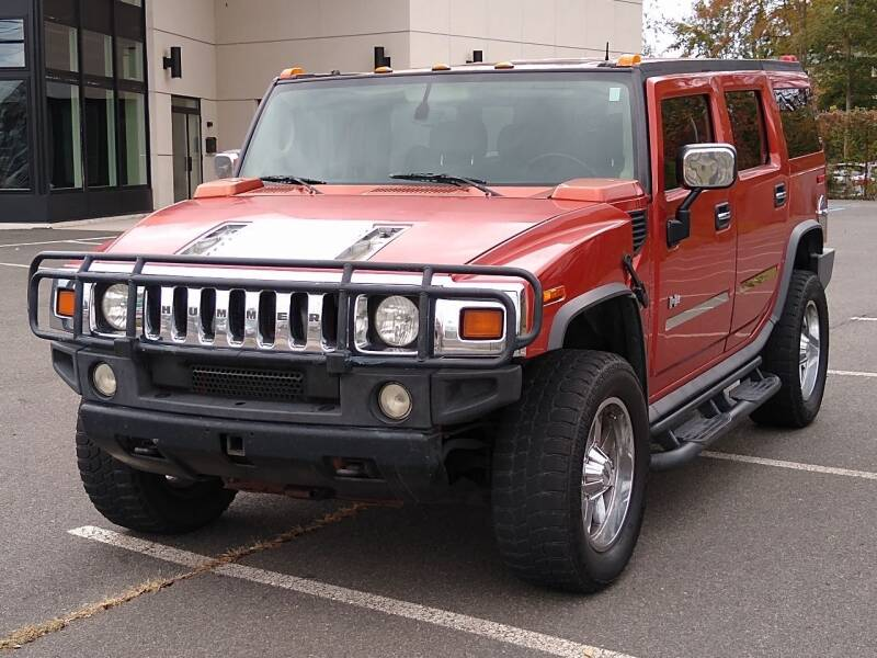 2003 HUMMER H2 for sale at MAGIC AUTO SALES in Little Ferry NJ