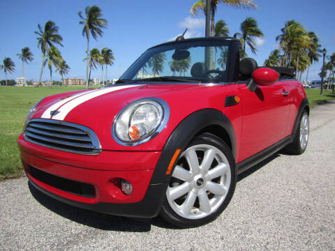 2010 MINI Cooper for sale at FLORIDACARSTOGO in West Palm Beach FL