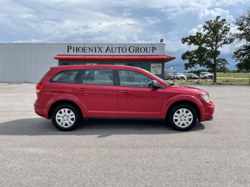 2014 Dodge Journey for sale at PHOENIX AUTO GROUP in Belton TX