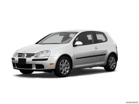 2008 Volkswagen Rabbit for sale at Terry Lee Hyundai in Noblesville IN