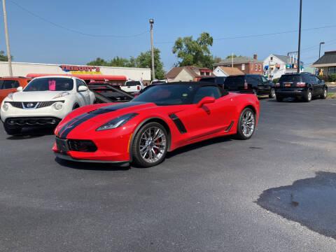 2016 Chevrolet Corvette for sale at Savannah Motors in Belleville IL