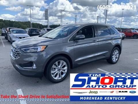 2021 Ford Edge for sale at Tim Short Chrysler in Morehead KY
