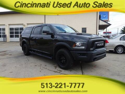 2017 RAM Ram Pickup 1500 for sale at Cincinnati Used Auto Sales in Cincinnati OH