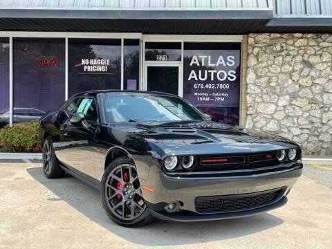 2017 Dodge Challenger for sale at ATLAS AUTOS in Marietta GA