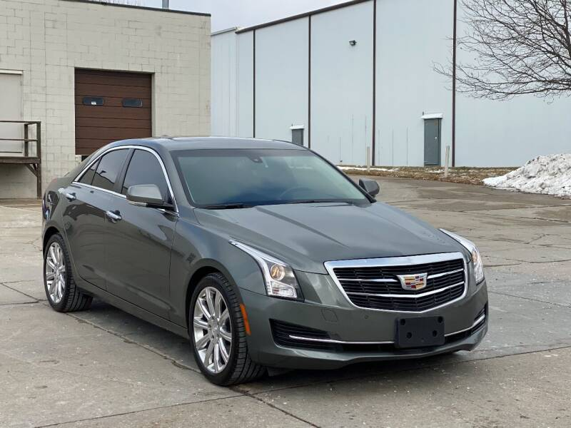 2016 Cadillac ATS for sale at MILANA MOTORS in Omaha NE