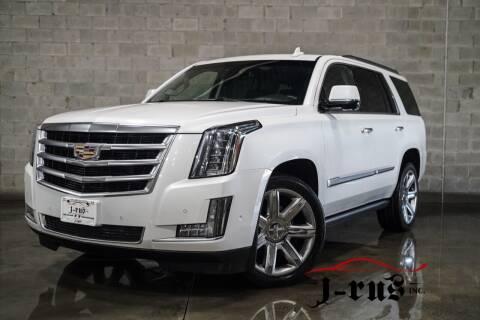 2017 Cadillac Escalade for sale at J-Rus Inc. in Macomb MI