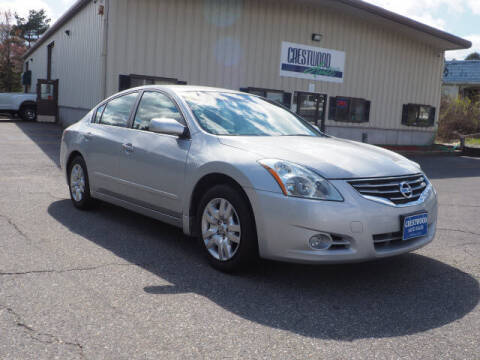2011 Nissan Altima for sale at Crestwood Auto Sales in Swansea MA