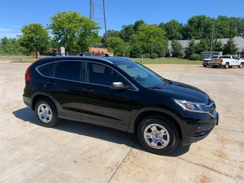 2016 Honda CR-V for sale at Renaissance Auto Network in Warrensville Heights OH