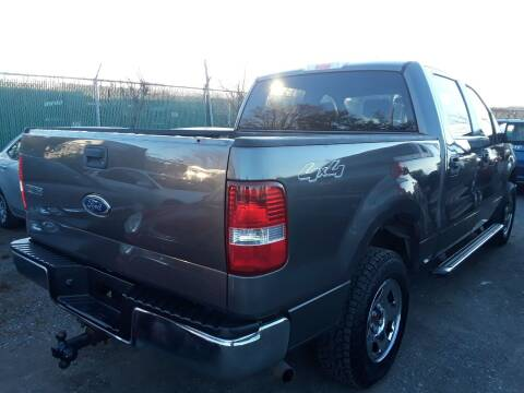 2005 Ford F-150 for sale at M & M Auto Brokers in Chantilly VA