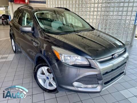 2016 Ford Escape for sale at iAuto in Cincinnati OH
